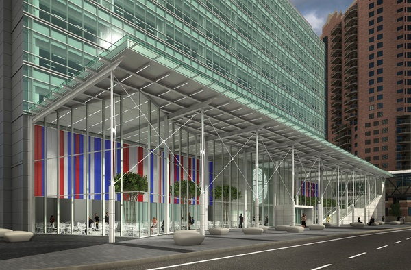Neal Smith Federal Building Pavilion