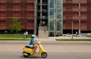 University of Iowa Melrose Avenue Parking Facility