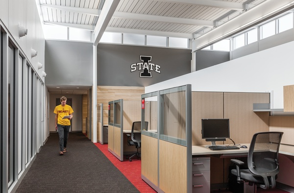 Iowa State University Olsen Building Remodeling